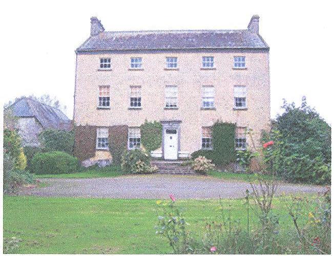 Curraghbridge house adare for Adare house